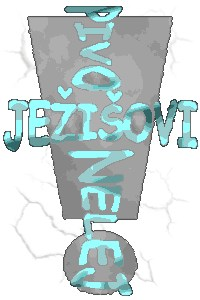 Jezisovi Pivo Nelej - logo